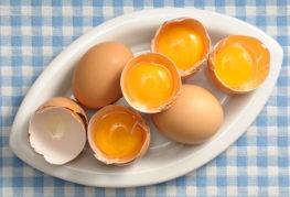 Секрет яичных масок