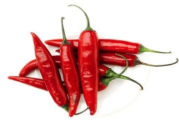 Воздействие красного перца на кожу головы