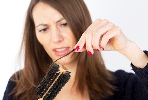 Воздействие лука на волосы