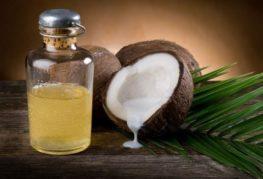 Масло кокоса для волос бережный и полноценный уход