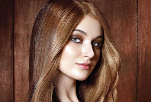 Оттенок волос после шоколадной маски