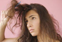 Повреждённые волосы