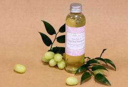 Как использовать масло из виноградных косточек для красоты и укрепления волос?