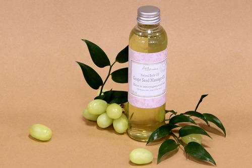 Масло виноградной косточки для волос
