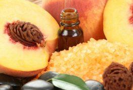Персиковое масло — чемпион по ускорению роста волос и увлажнению сухих кончиков