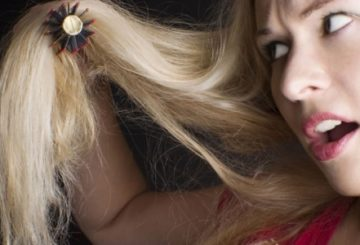 Сухие кончики волос: что делать