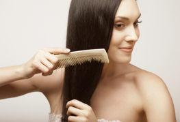 Аромарасчесывание волос - роль эфирных масел