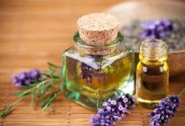 Лавандовое масло для сияния ваших волос