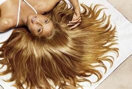 Уход за жирными волосами летом