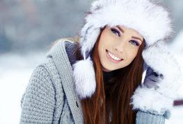 Зима пришла: что делать с волосами?