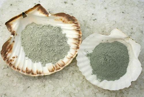 Что представляет собой голубая глина?