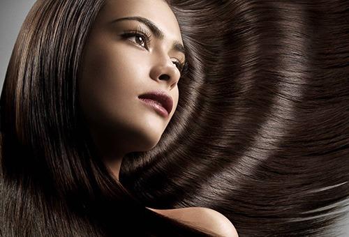 Обработка волос