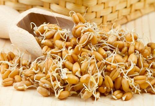 Маски с пшеничным маслом