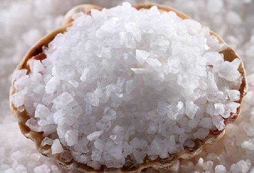 В чем польза морской соли?