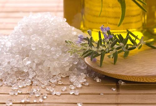 Домашние рецепты с солью