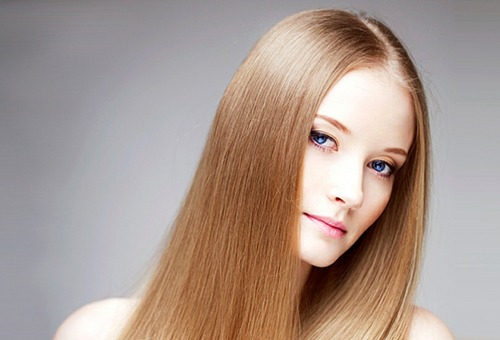 Волосы, осветленные естественным способом