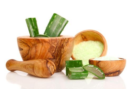 Ингредиенты маски для волос с алоэ