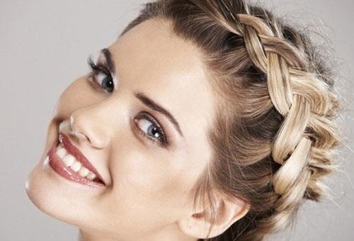 Косы - способ сделать волосы волнистыми без термоприборов