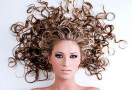 Волосы после карвинга
