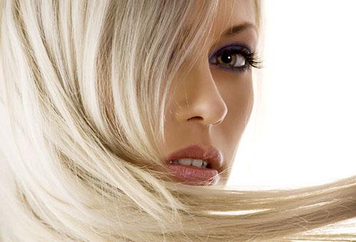 Что такое осветление волос?
