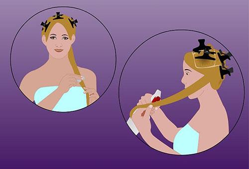 Как провести осветление волос перекисью своими руками?