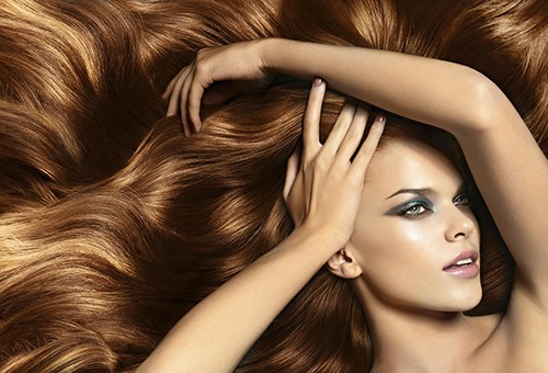 Роскошные волосы