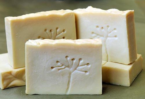 Рецепт домашнего оливкового мыла