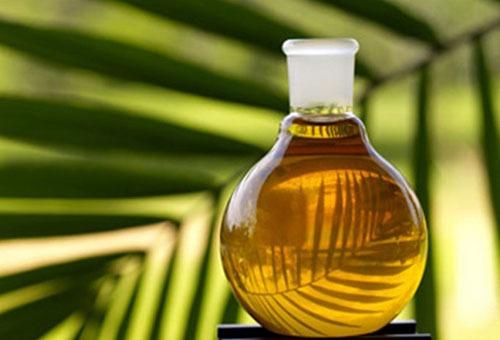 Два типа пальмового масла