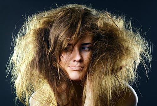 Причины спутывания волос
