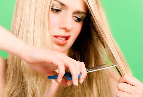 Что делать, когда путаются волосы?