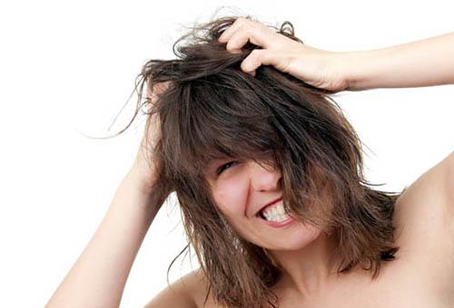 болезни кожи головы