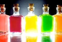Цветные жидкости