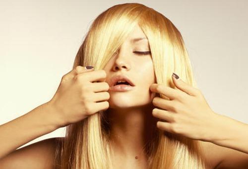 Эффект от скраба для кожи головы