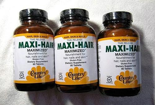 Витаминный комплекс для укрепления волос
