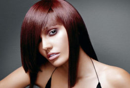 Окрашенные волосы после салонных восстанавливающих процедур