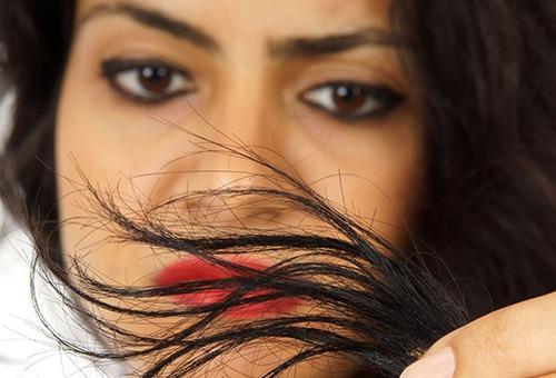 Волосы после неправильного мытья хозяйственным мылом