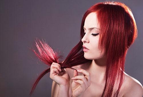 Поврежденные, ослабленные волосы