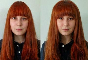 Вoost up – волосы до и после