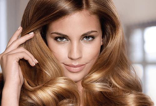 Объемные здоровые волосы