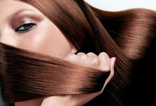 Волосы после профессионального окрашивания