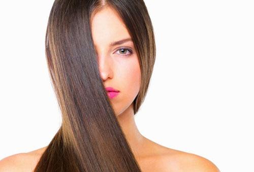 Волосы после витаминного ухода