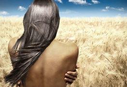 Волосы после биоламинирвоания