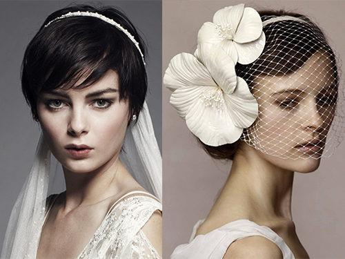 Аксессуары для красивого образа невесты