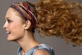 Как сделать изысканную причёску с повязкой в греческом стиле?