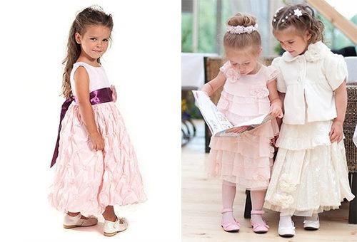 Прически для маленьких принцесс