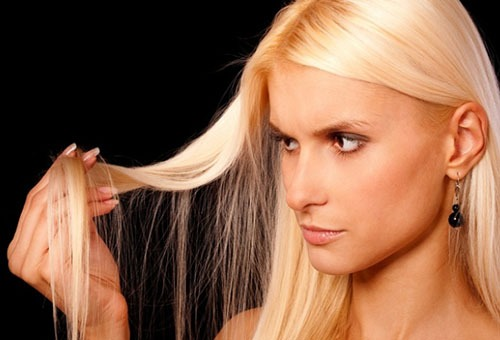Желтизна окрашенных волос