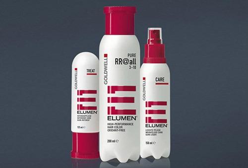 Средства Elumen для ухода за волосами