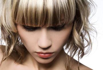 Светлые волосы после колорирования