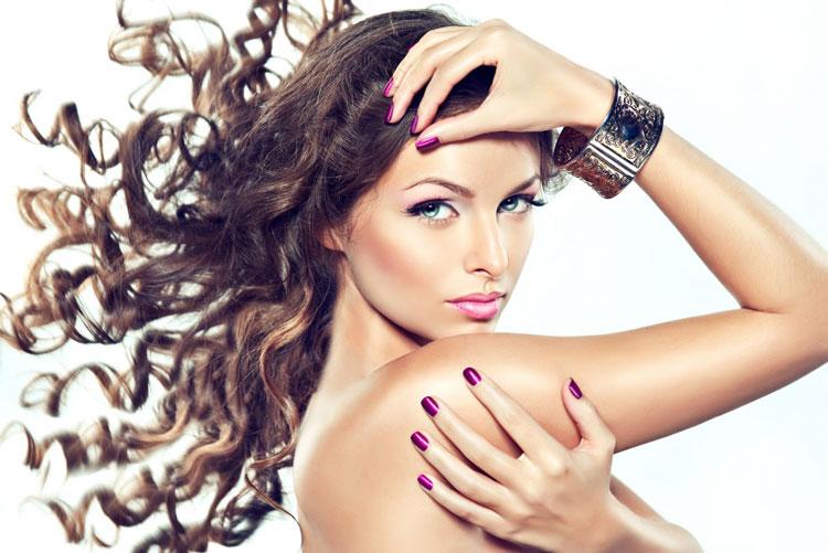 Уход за волосами после химической завивки