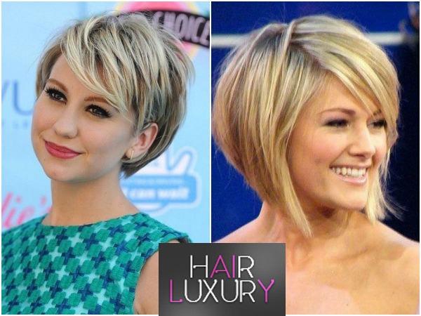 Причёска боб на короткие волосы: фото